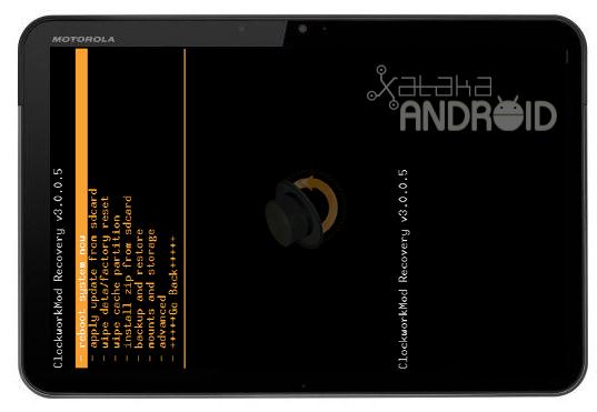 Te enseñamos a instalar una ROM en tu terminal Android