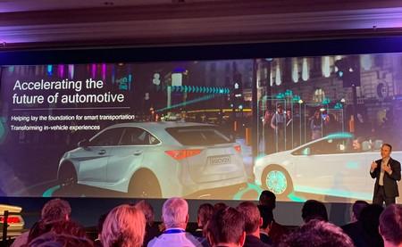 Coches inteligentes y conectados: esta es la plataforma con la que Qualcomm mira al futuro de la automoción