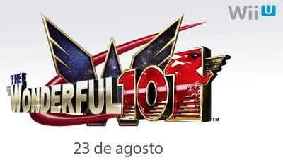 'The Wonderful 101' fija su debut español para el 23 de agosto