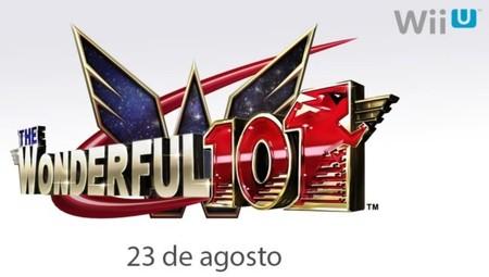 'The Wonderful 101' fija su debut español para el 23 de agosto