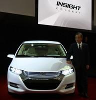 Honda Insight Concept y otras novedades en París