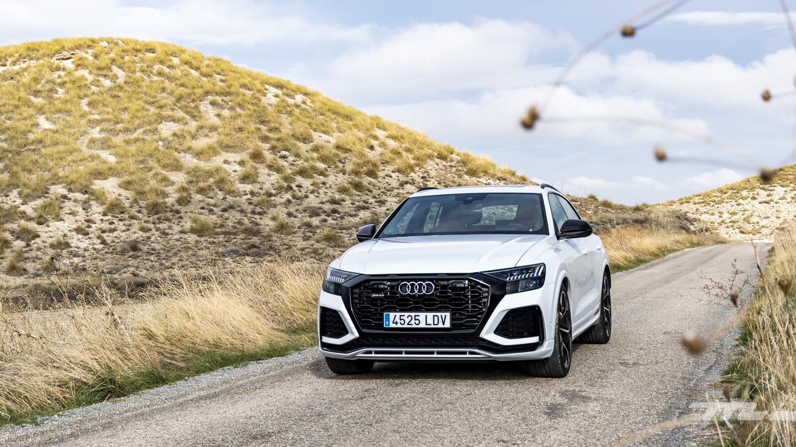 Foto de Audi RS Q8 2020, prueba (4/40)