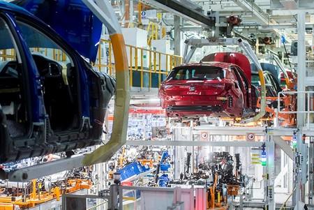 Seat Martorell Produccion Fabrica