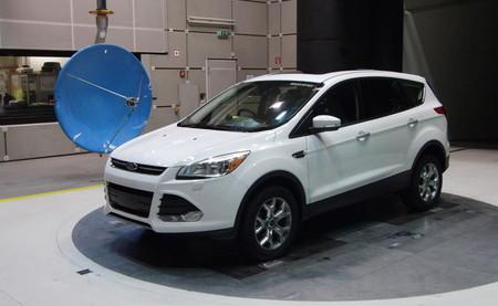 Espejo acústico para el Ford Kuga