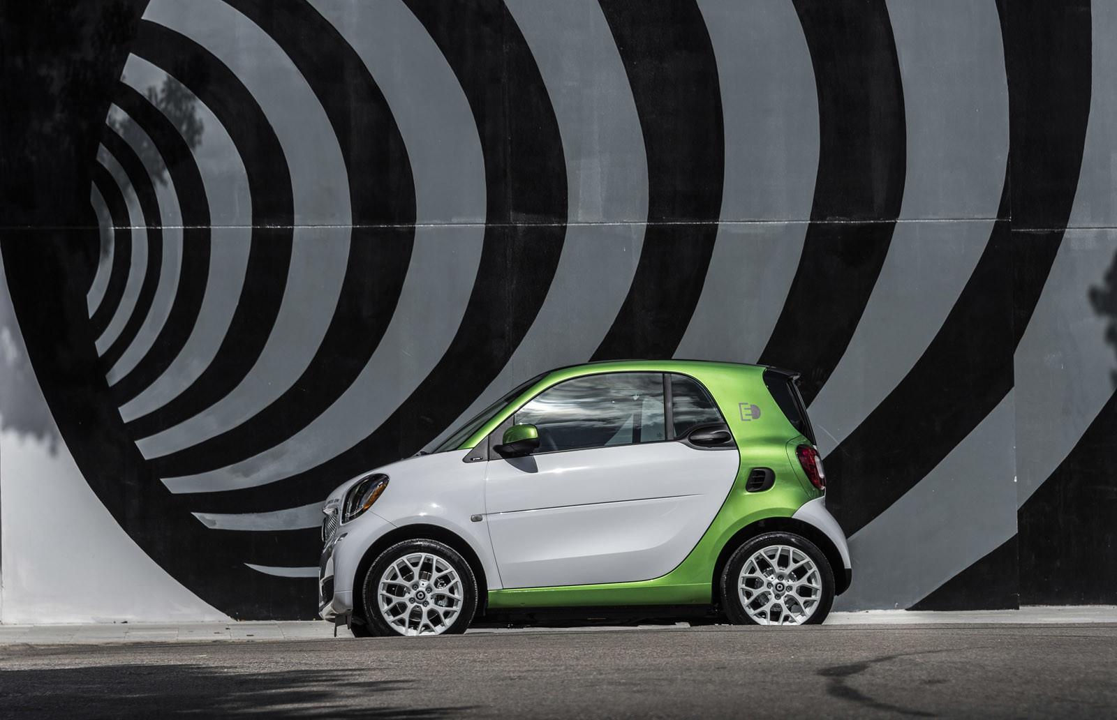 Foto de smart fortwo Electric Drive, toma de contacto (110/313)
