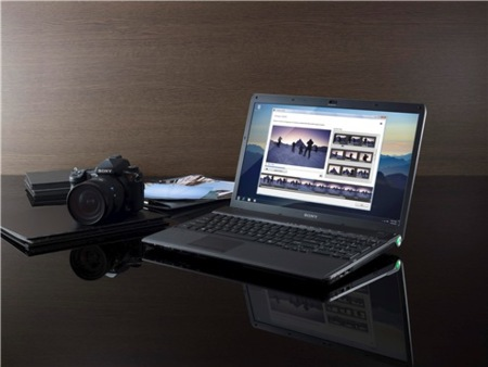 Sony Vaio F Series quiere ofrecer un buen rendimiento