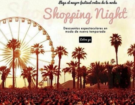 Tienes hasta mañana a las 12:00 para optar a los descuentos de la ShoppingNight de Buylevard