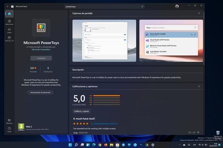 Las PowerToys se actualizan a la versión 0.47 y ya se pueden descargar desde Microsoft Store y Github