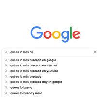 Así puedes eliminar tu historial de búsquedas recientes en Google con pulsar solo un botón