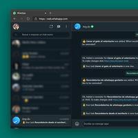 Cómo tener modo oscuro para WhatsApp en el escritorio de Windows, Linux o macOS hoy mismo