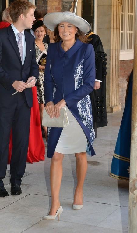 Bautizo del hijo de los Duques de Cambridge