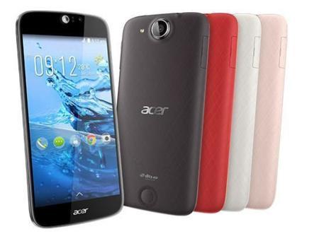 Acer Liquid Jade S, toda la información del nuevo Android de Acer