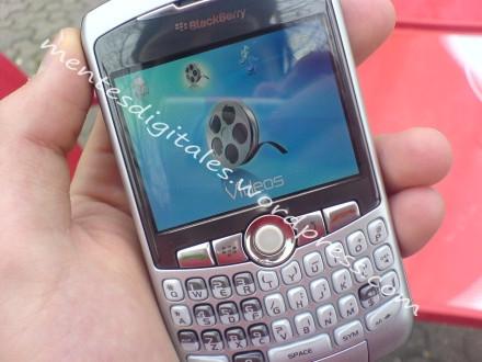 Blackberry 8300 sin Wi-Fi en todo el mundo