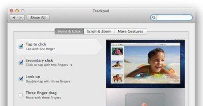 Tres gestos interesantes para OS X Lion que seguro que no conoces