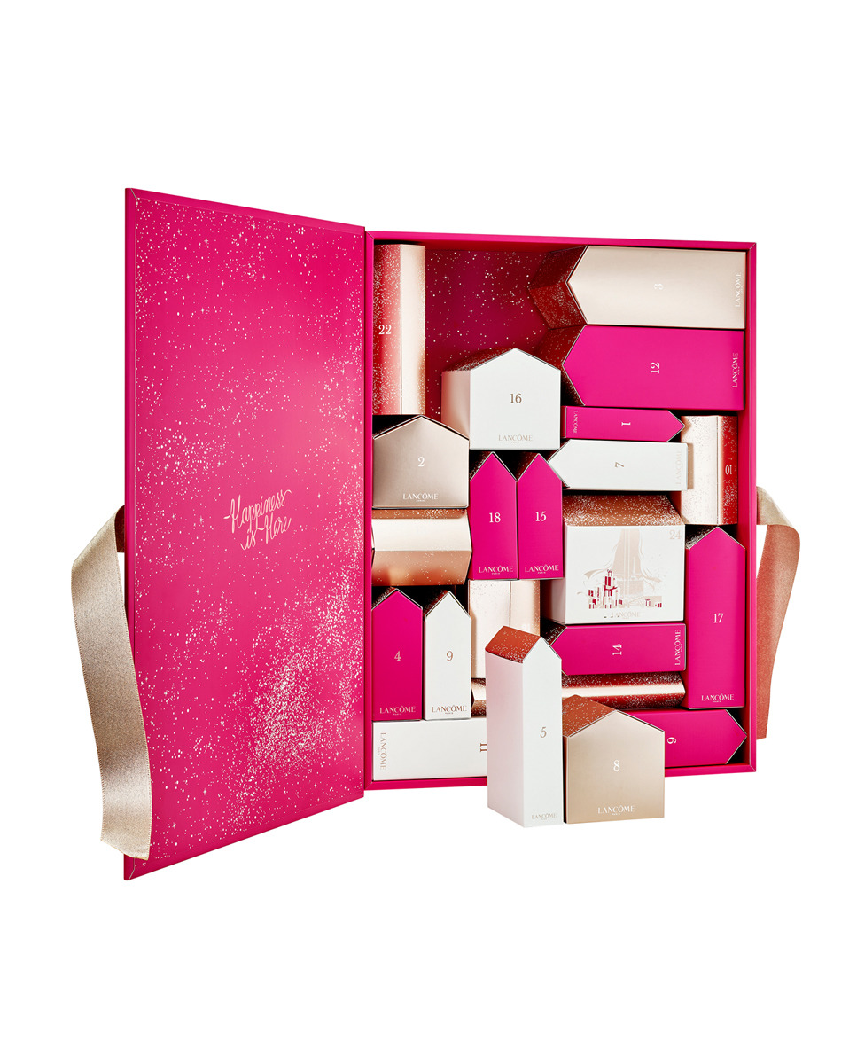 Calendario de adviento Holiday Lancôme