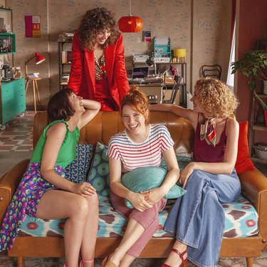 Hablamos con los actores y la escritora de 'Valeria', la serie de Netflix que retrata a la perfección a los treintañeros españoles