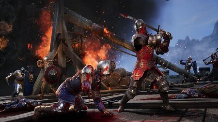 La llamada a las batallas sangrientas de Chivalry 2 llega en forma de beta abierta para todas las plataformas la semana que viene