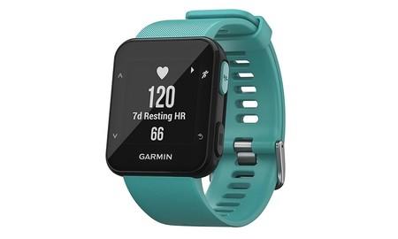Garmin Forerunner 30, un reloj deportivo a precio de pulsera en la Semana de Internet de El Corte Inglés: sólo 89,95 euros