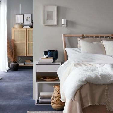 11 muebles y detalles de decoración de Ikea rebajados que son estupendos con los que dar un nuevo aire a nuestro dormitorio sin complicaciones