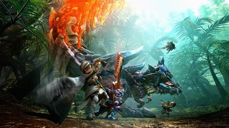 Monster Hunter XX llegará a las Nintendo Switch de occidente en agosto con el nombre de Monster Hunter Generations Ultimate
