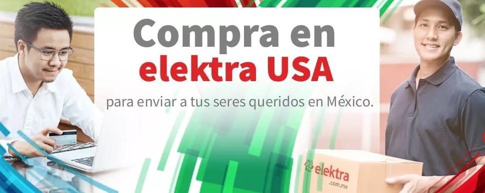 Elektra Usa La Nueva Tienda En Línea Para Comprar Productos Desde Eua Y Que Los Reciban México