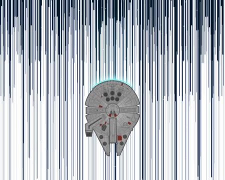 Esta enorme infografía relata Star Wars A New Hope