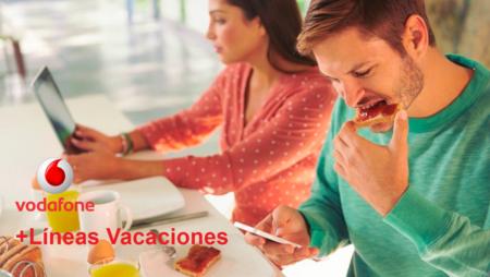 Vodafone lanza +Líneas Vacaciones para llevar internet fuera de casa con hasta 50 GB por 20 euros