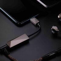 Este cable de Astell & Kern con DAC integrado promete mejorar el sonido de tu smartphone y portátil con USB-C
