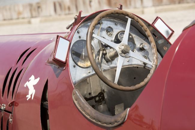 Foto de Alfa Romeo 8C-35 Monoposto de 1935 ex-Tazio Nuvolari (19/19)