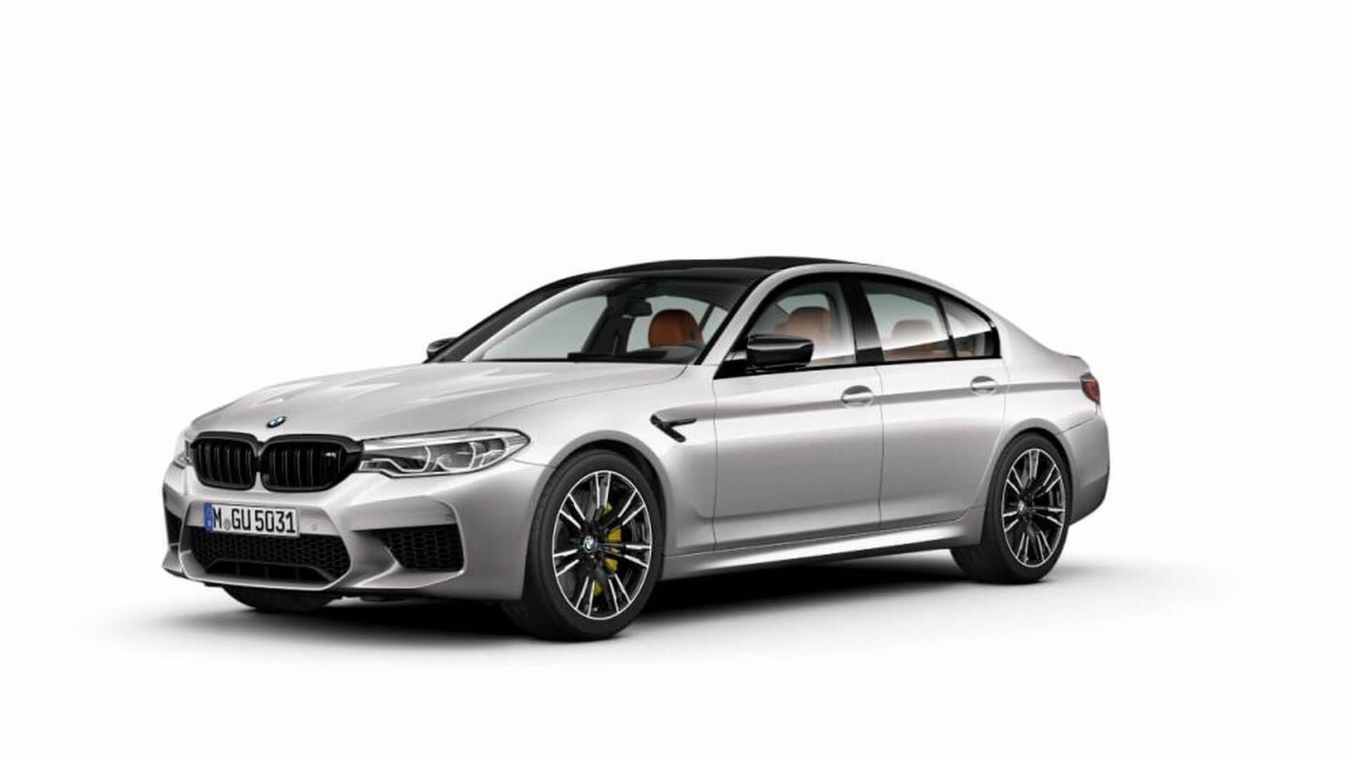 Foto de BMW M5 Competition Package (3/8)