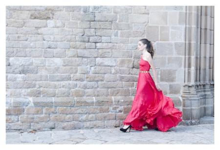Cristina Tamborero: jamás las invitadas a bodas habían ido tan elegantes (y sencillas)