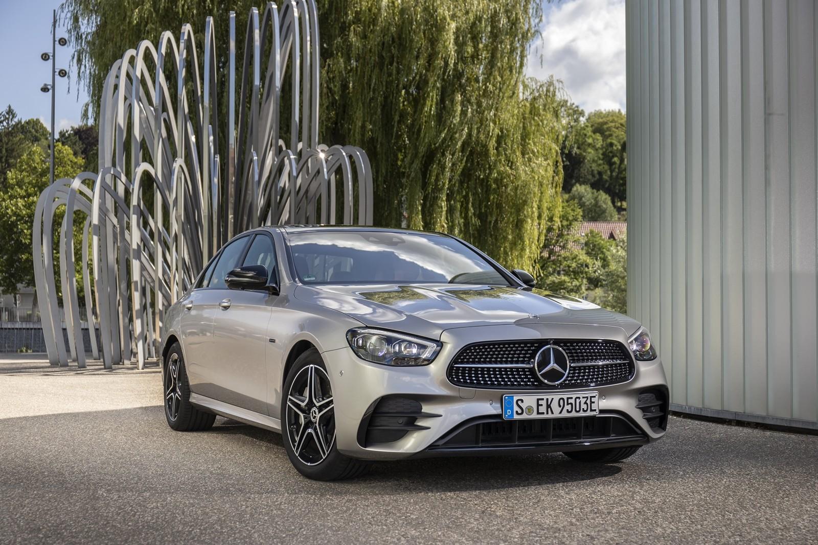 Foto de Mercedes-Benz Clase E 2020, prueba contacto (45/135)