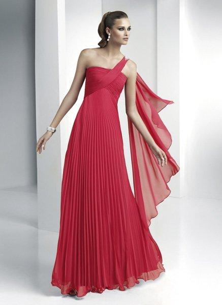 Foto de Vestidos para una boda de tarde: mi elección es un vestido largo (19/30)