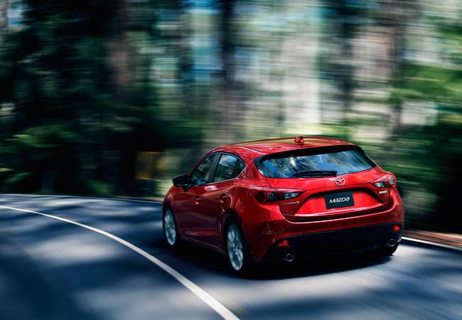 Foto de Mazda 3 2014 (4/11)