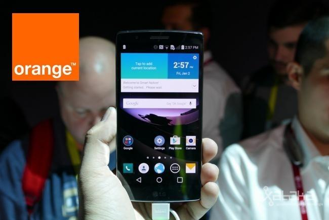 LG G Flex 2 llega en exclusiva a Orange con un descuento de 199 euros