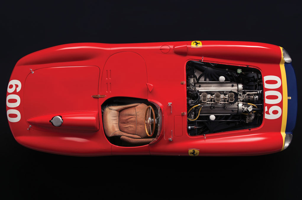 Foto de Ferrari 290 MM de Juan Manuel Fangio (5/15)