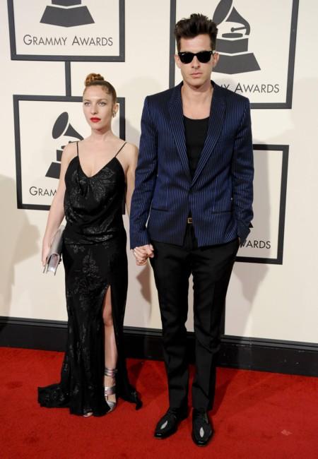 Mark Ronson y Josephine de La Baume