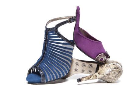 ¡Lo último en calzado!: zapatos desmontables