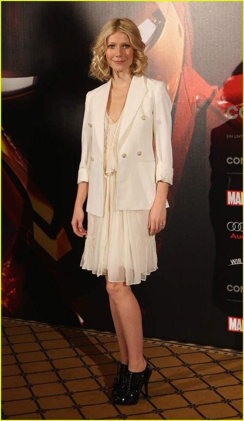 Foto de Gwyneth Paltrow premieres Iron Man (4/5)