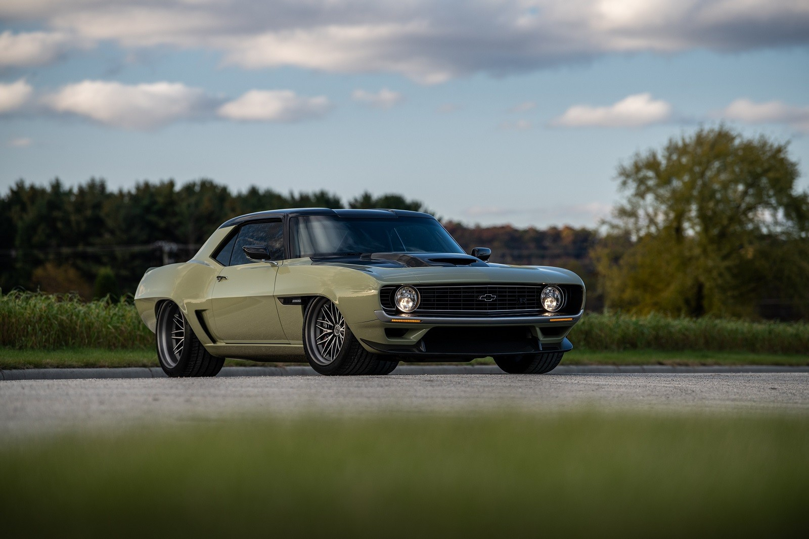 "Foto de Chevrolet Camaro ""Valkyrja""por Ringbrothers (21/27)"