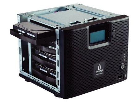 Iomega StorCenter ix4-200d Cloud Edition