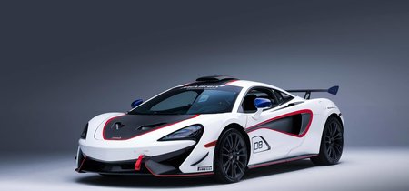 McLaren MSO X: diez exclusivos 570S Coupé que parecen de carreras pero son para la calle