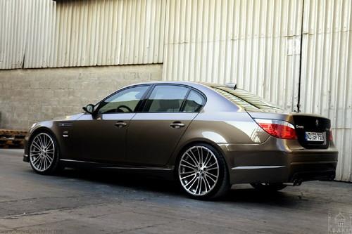 Foto de BMW M5 Hurricane G-Power (10/16)