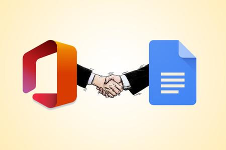 La suite ofimática de Google ya puede editar documentos de Word, Excel y PowerPoint en Android