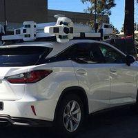 ¡Ouch! Ahora es el coche autónomo de Apple el que sufre un accidente