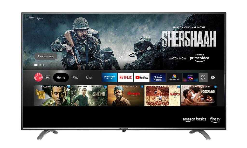 Amazon prepara su propia Smart TV de hasta 75 pulgadas y con Alexa: pronto se venderá en Estados Unidos