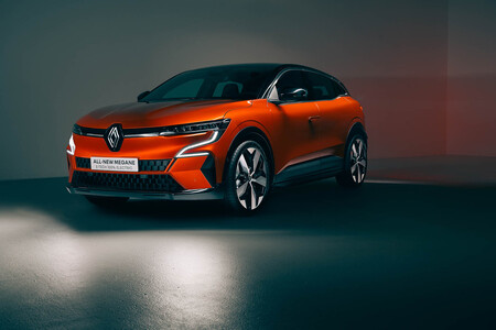 Renault Megane E Tech Electric