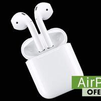 Hoy tienes los AirPods de Apple por sólo 107,99 euros en AliExpress Plaza con el cupón REGALO12