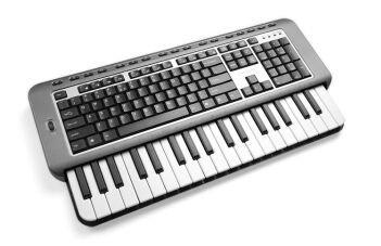 Creative Prodikeys combina un teclado y un piano