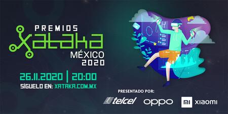 Sigue la gala para conocer a los ganadores de los Premios Xataka México 2020 y conoce al jurado